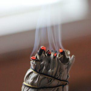 smudge stick purification